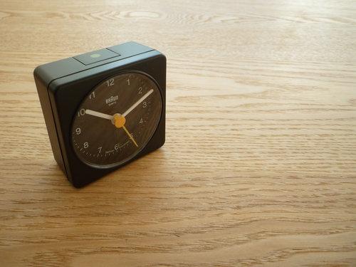 BRAUN clock 005