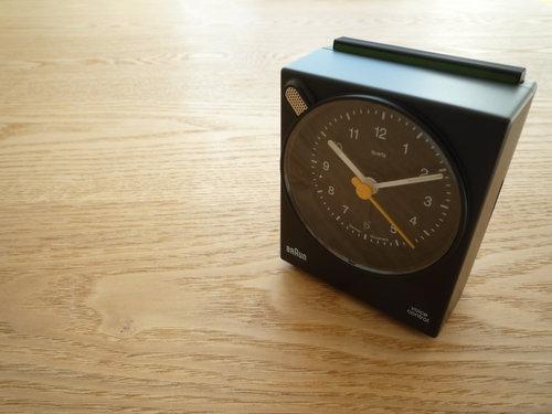 BRAUN clock 006