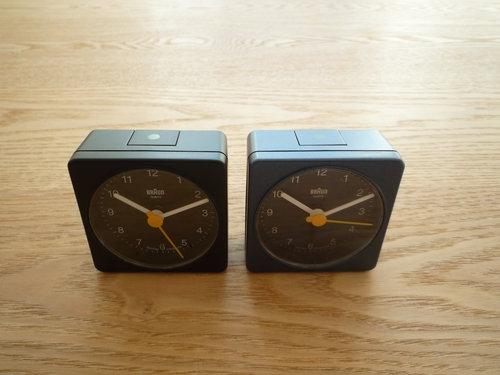 BRAUN clock 010