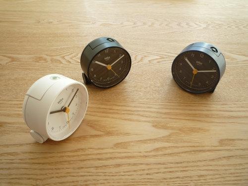 BRAUN clock 011