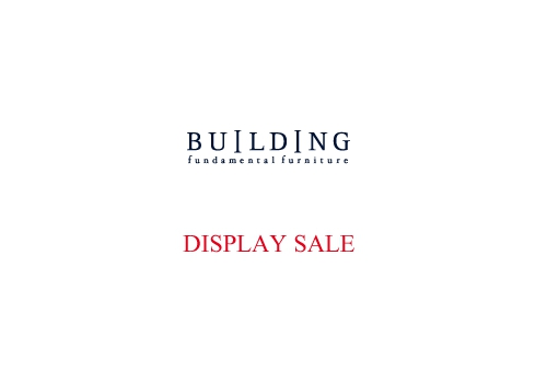 白金台「BUILDING」リニューアル&展示品セール