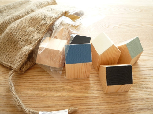 ランドスケーププロダクツ CHIGO PLAYTHINGS House Block(ハウスブロック) 002