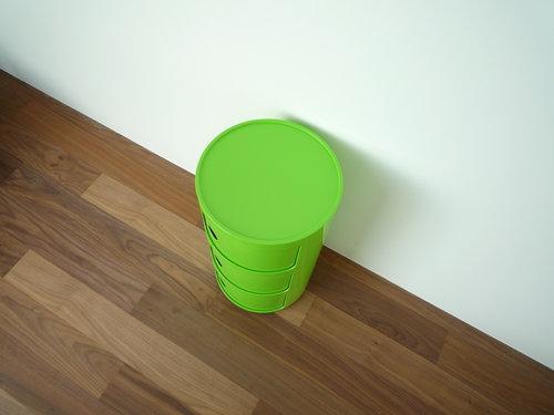 Componibili(コンポニビリ)限定カラーのグリーン 003