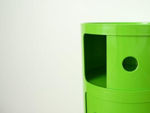 Componibili(コンポニビリ)限定カラーのグリーン  004