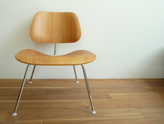 Eames Plywood Lounge Chair LCM 001 1