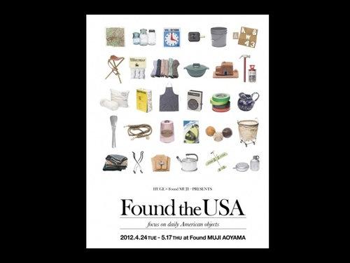 FOUND the USA