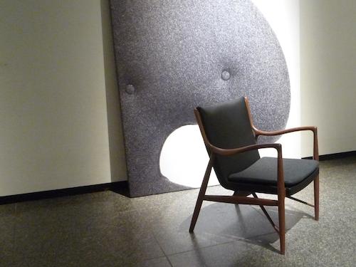 Finn Juhl(フィンユール)展 NV-45