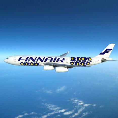 Finnair x marimekko 001