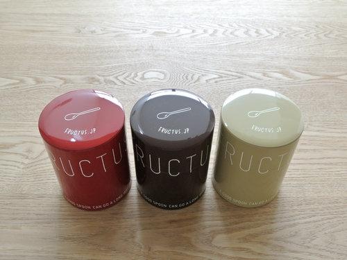 Fructus(フラクタス)のグラノーラギフト用缶第3弾 009