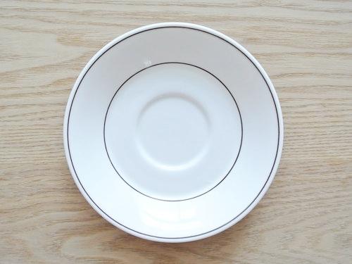 Gustavsberg BRUN LINJE TEA C S 003