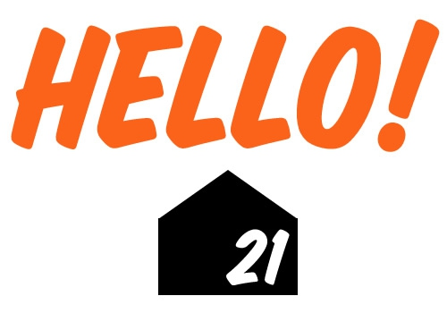 House Slant free font