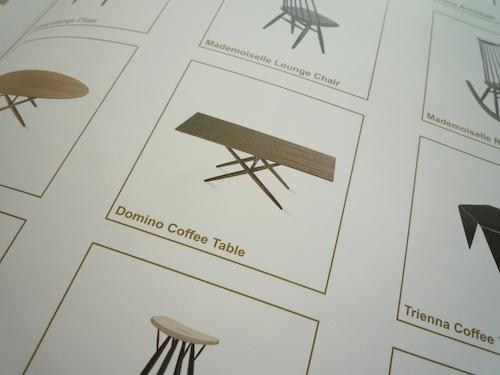 Ilmari Tapiovaara(イルマリ タピオヴァーラ) Domino Coffee Table 2