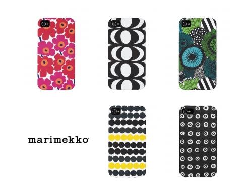 マリメッコのiPhoneケース、発売