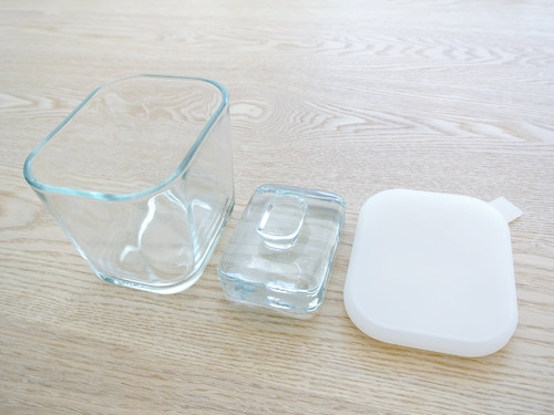 MUJI GLASS PICKLE CASE 004