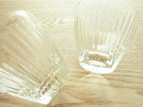 愛用グラス…西山芳浩「しのぎグラス」 003