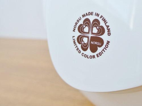 Norsu(ノルス)「エレファントバンク」の限定カラー ホワイト 003
