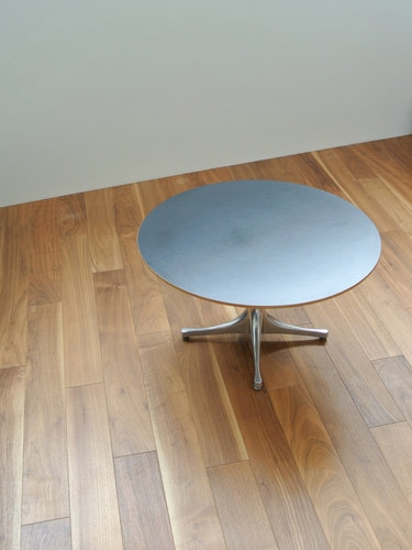 Pedestal Coffee Table Herman Miller 006