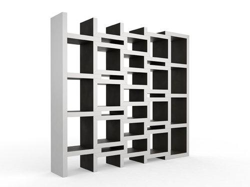 REK bookcase REK coffee table 003