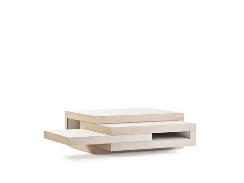 REK bookcase REK coffee table 006