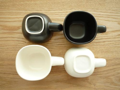 柳宗理のセラミックコーヒーカップ&ソーサーは来客時用 005