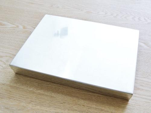 SyuRo(シュロ)のブリキ角缶のA4サイズ 002