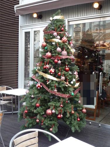 街で見かけた素敵なクリスマスツリーベスト3_8