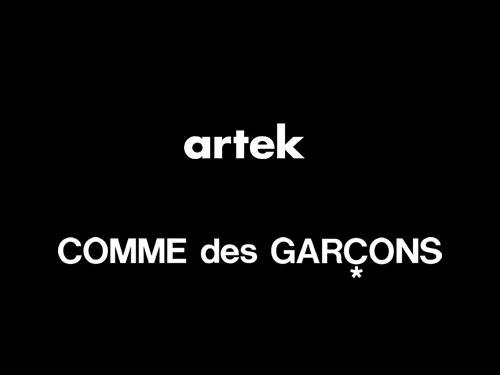 artek comme des garcons