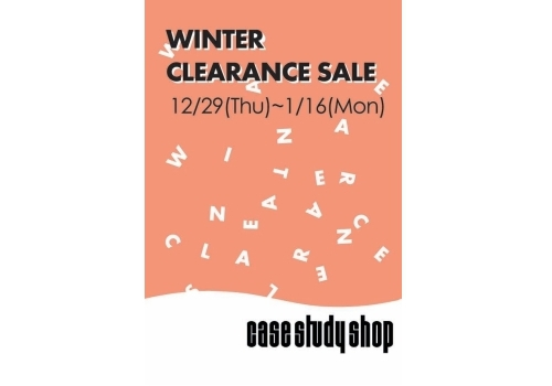 case study shop winter clearance sale