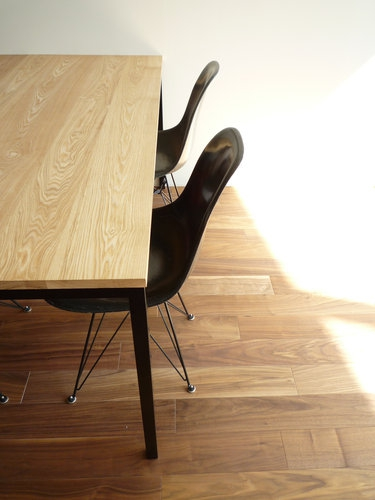 eames shell side chair dsr001
