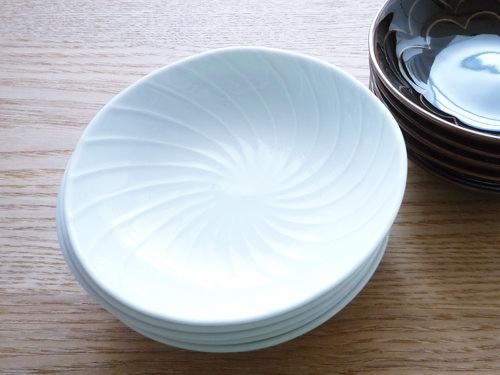 白山陶器 シェル 小皿3