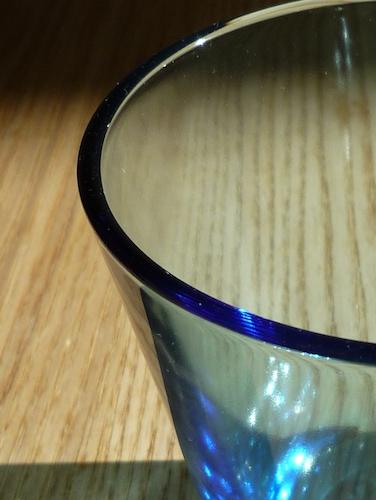 iittala Kartio turquoise blue 000
