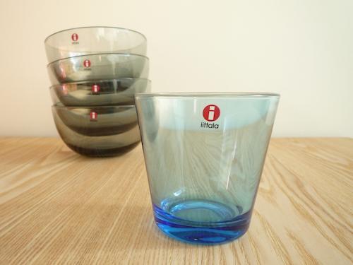 iittala(イッタラ) Kartio(カルティオ) turquoise blue(ターコイズブルー) 002