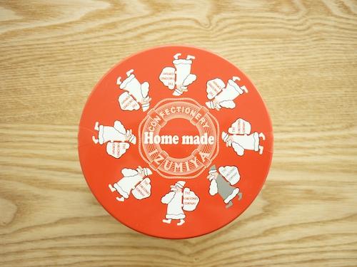 泉屋クリスマス限定丸缶クッキー3