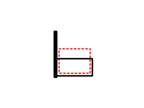 シンク下のキッチンゴミ箱03