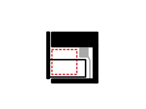 シンク下のキッチンゴミ箱06