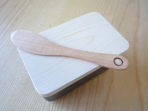 Landscape Products(ランドスケーププロダクツ)のバターケース&バターナイフ