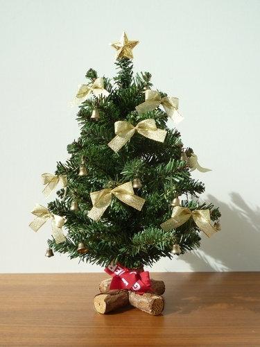 子供部屋のミニクリスマスツリー 2