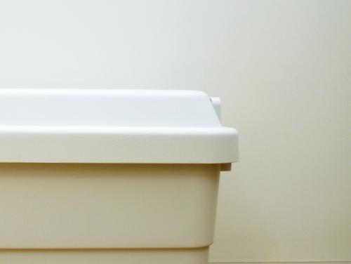MUJI(無印良品)のポリプロピレン頑丈収納ボックス001