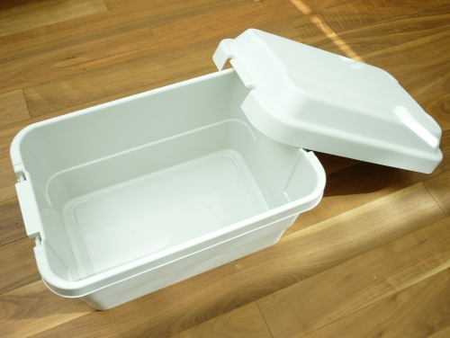 MUJI(無印良品)のポリプロピレン頑丈収納ボックス 003