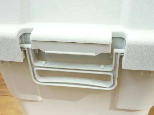 MUJI(無印良品)のポリプロピレン頑丈収納ボックス 004