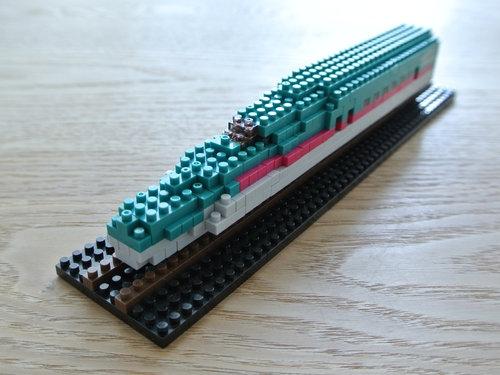 nano block(ナノブロック) train 004