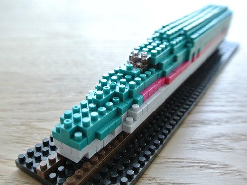 nano block(ナノブロック) train 005