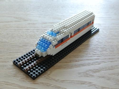nano block(ナノブロック) train 006