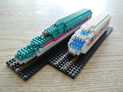 nano block(ナノブロック) train 008