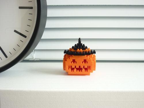nanoblock halloween 004