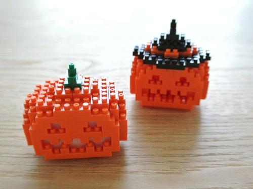 ナノブロック ハロウィン限定モデル 2012 005