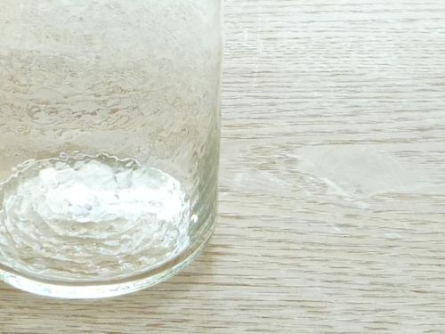 西山芳浩「ゆらぎグラス」 001