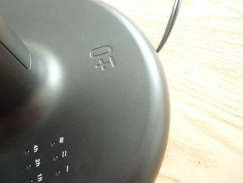 ±0(プラスマイナスゼロ) 扇風機 Table Fan 005