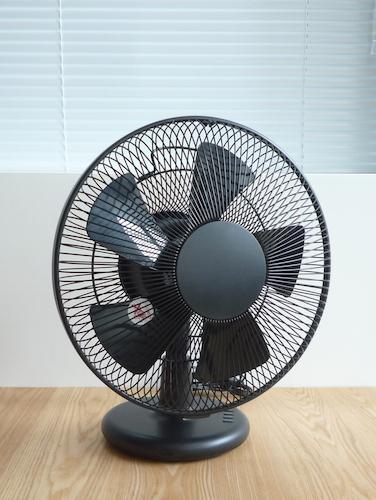 ±0(プラスマイナスゼロ) 扇風機 Table Fan 007