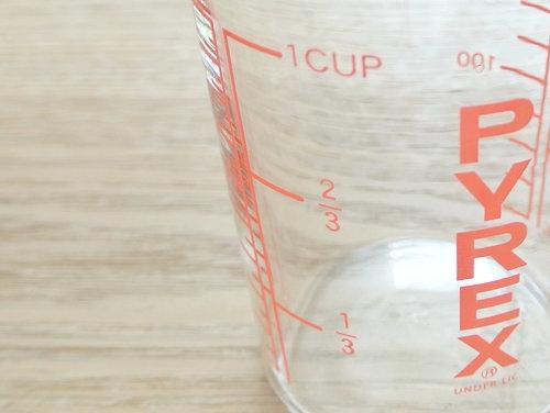 イワキ「PYREX」(パイレックス) レンジメジャーカップ 001